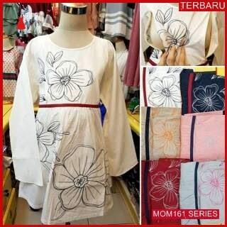 MOM161B23 Baju Atasan Hamil Jasmine Menyusui Bajuhamil Ibu Hamil