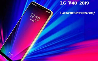 Can hold upwards the side past times side LG Flagship telephone alongside the  LG V40 2019, the triple bring upwards cameras phone