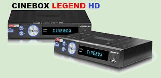 Resultado de imagem para CINEBOX LEGEND DUO