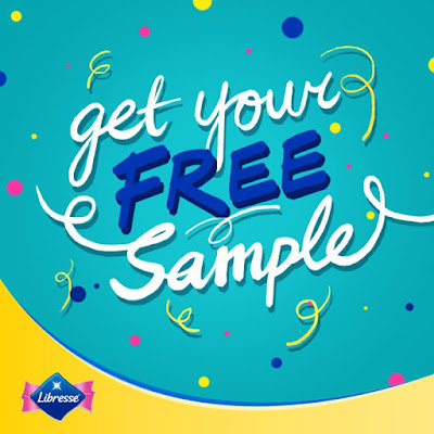 Malaysia Libresse Pad Free Sample Giveaway Promo