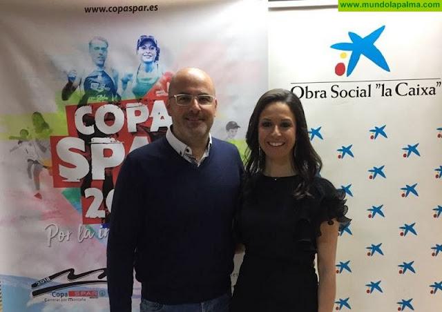 Obra Social La Caixa se suma a la Copa Spar Pro NEP 2018