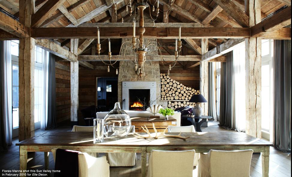 Haus Design So Rustic