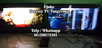 service tv karawaci tangerang