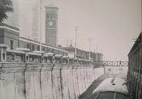 Decada del 60 - Salida del Tunel (actual Avenida Arturo Illia)