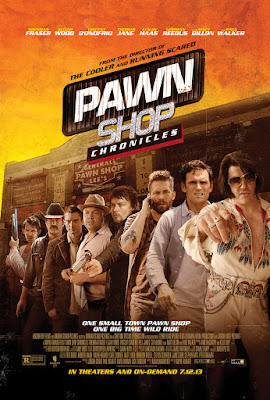 Pawn Shop Chronicles Poster