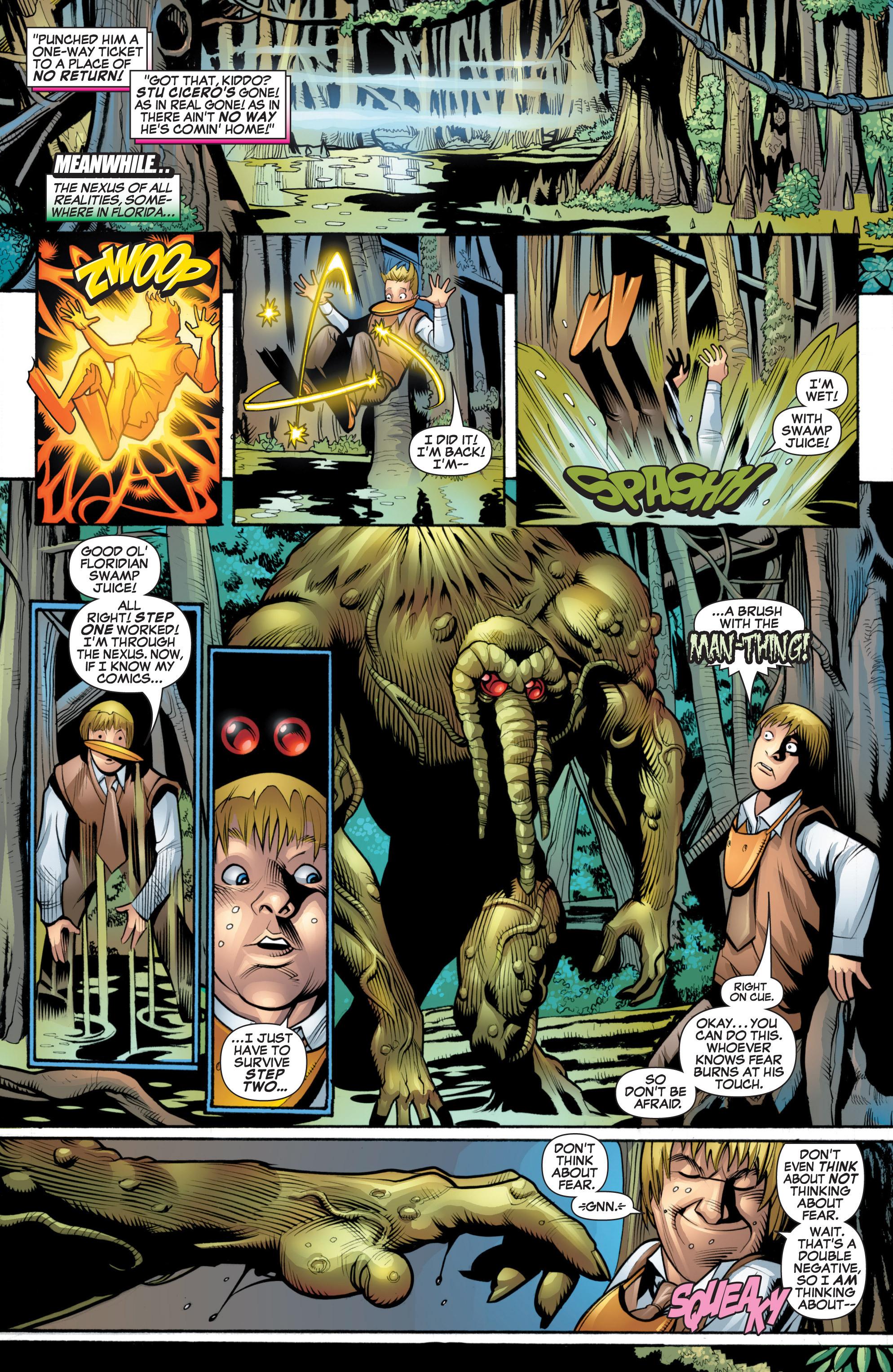 Read online She-Hulk (2005) comic -  Issue #20 - 6