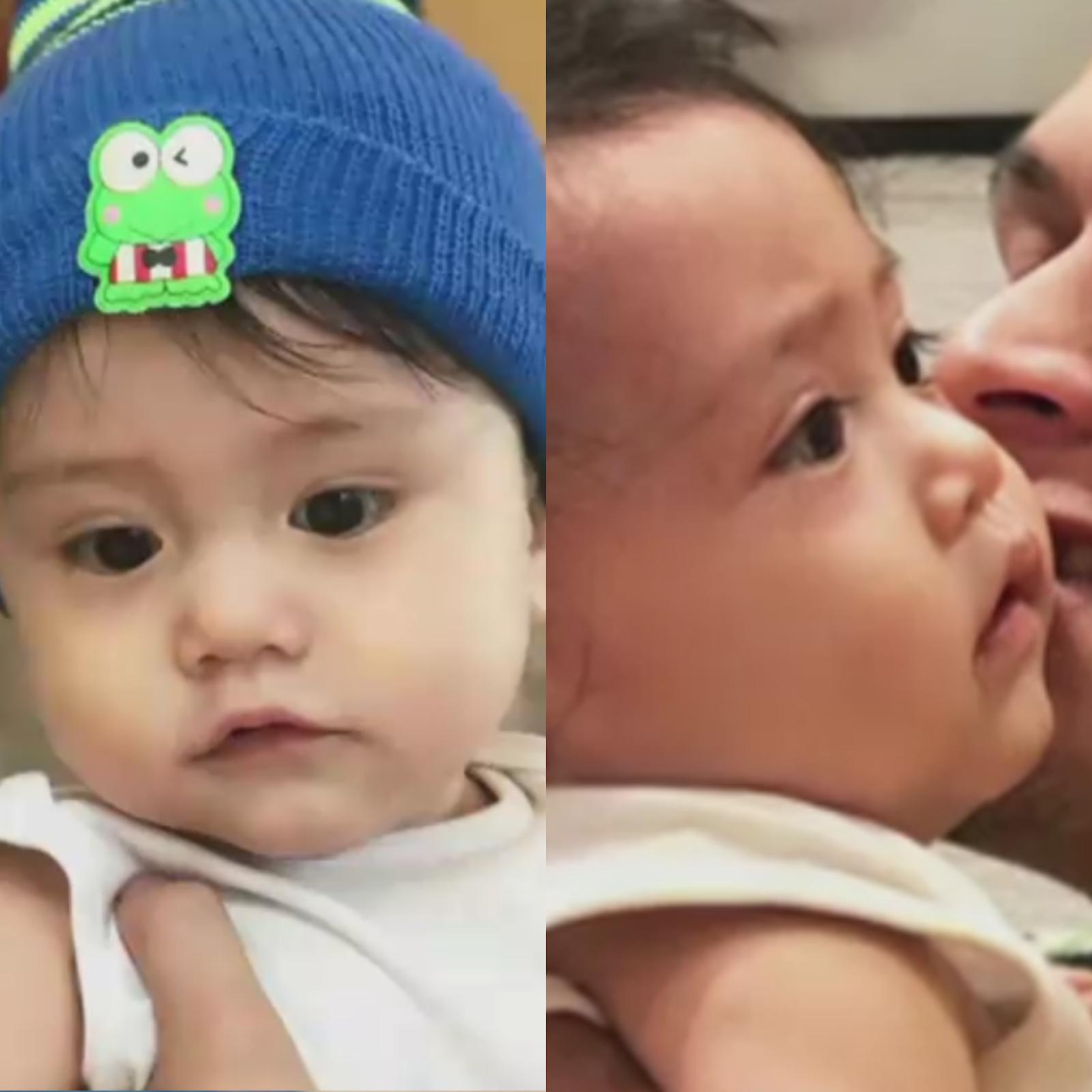 hashtags member reveals he s already married with a baby mykiru