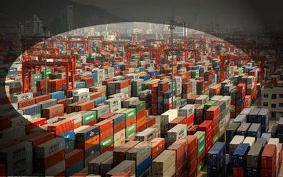 Gambar ilustrasi tentang perdagangan internasional