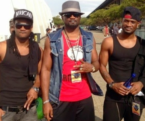 psquare fighting