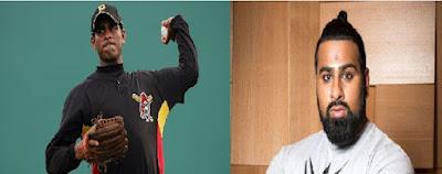 元MLB投手リンク・シン、WWEと契約