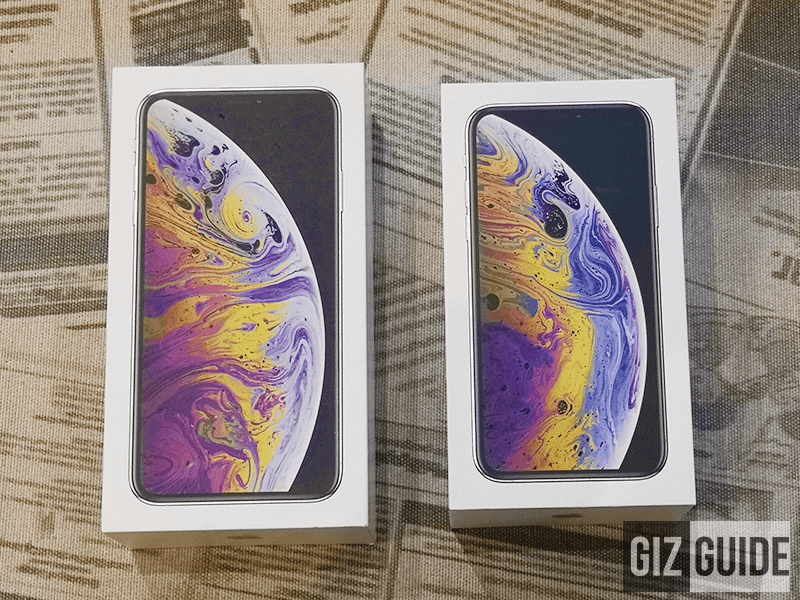 Apple's iPhone XS and XS Max will be available in the Philippines on postpaid soon!