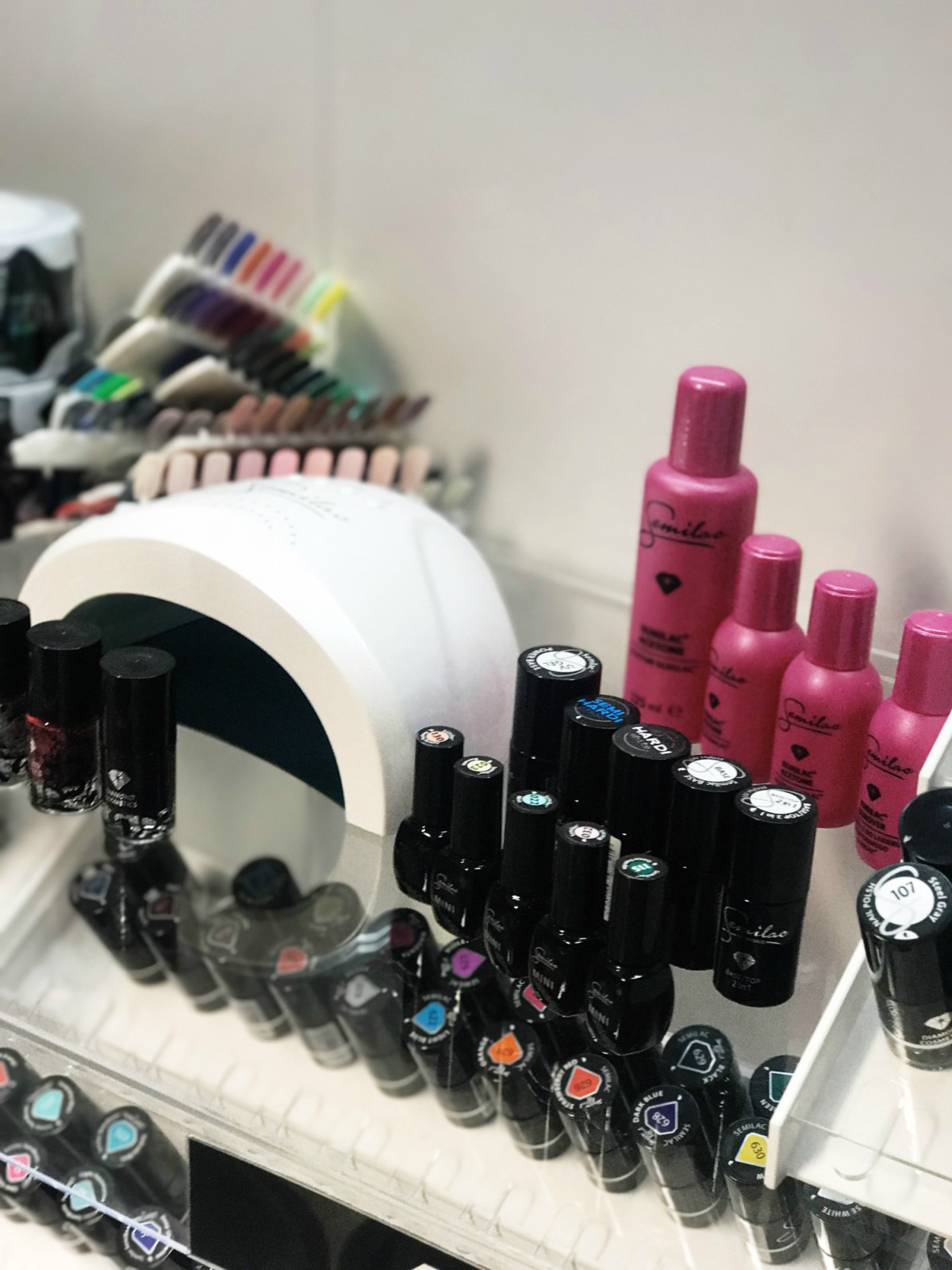 Semilac Solihull Salon Review