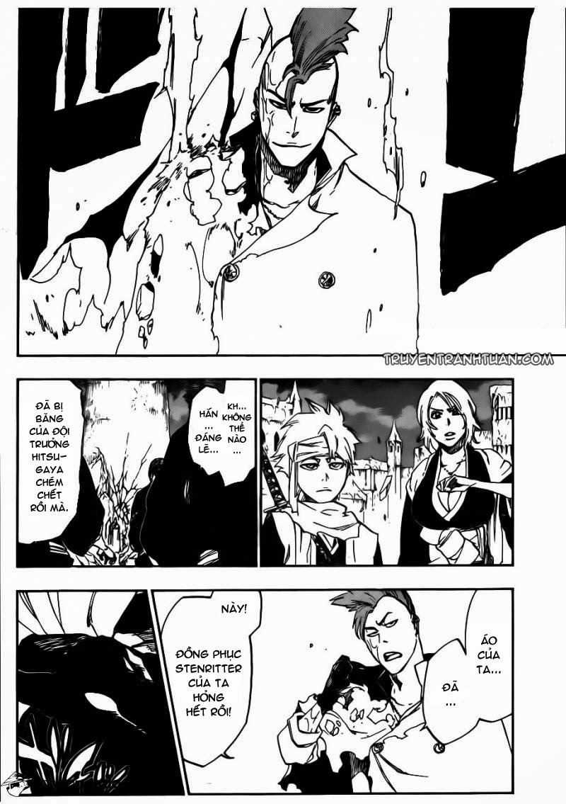 Bleach chapter 550 trang 8