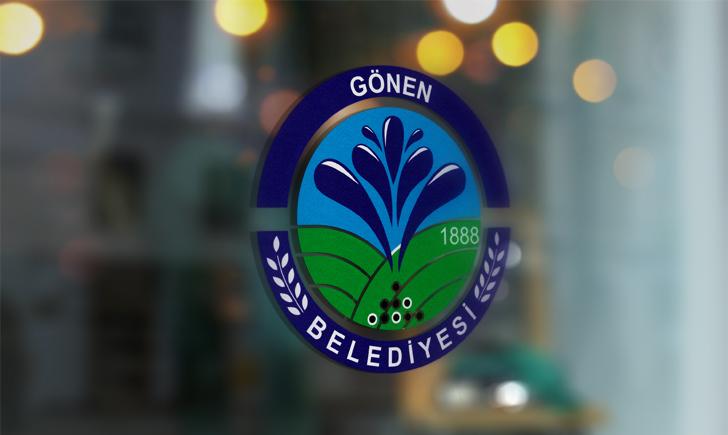 Balıkesir Gönen Belediyesi Vektörel Logosu