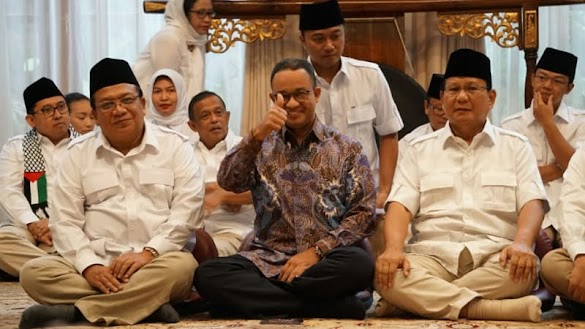 Prabowo soal Anies Capres: Demi Kepentingan Negara, Saya Buka Pintu