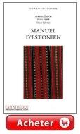 Manuel d'Estonien - Antoin Chalvin