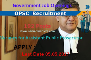 Assistant Public Prosecutor