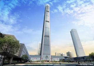 10 Gedung Tertinggi di Dunia Tahun 2018