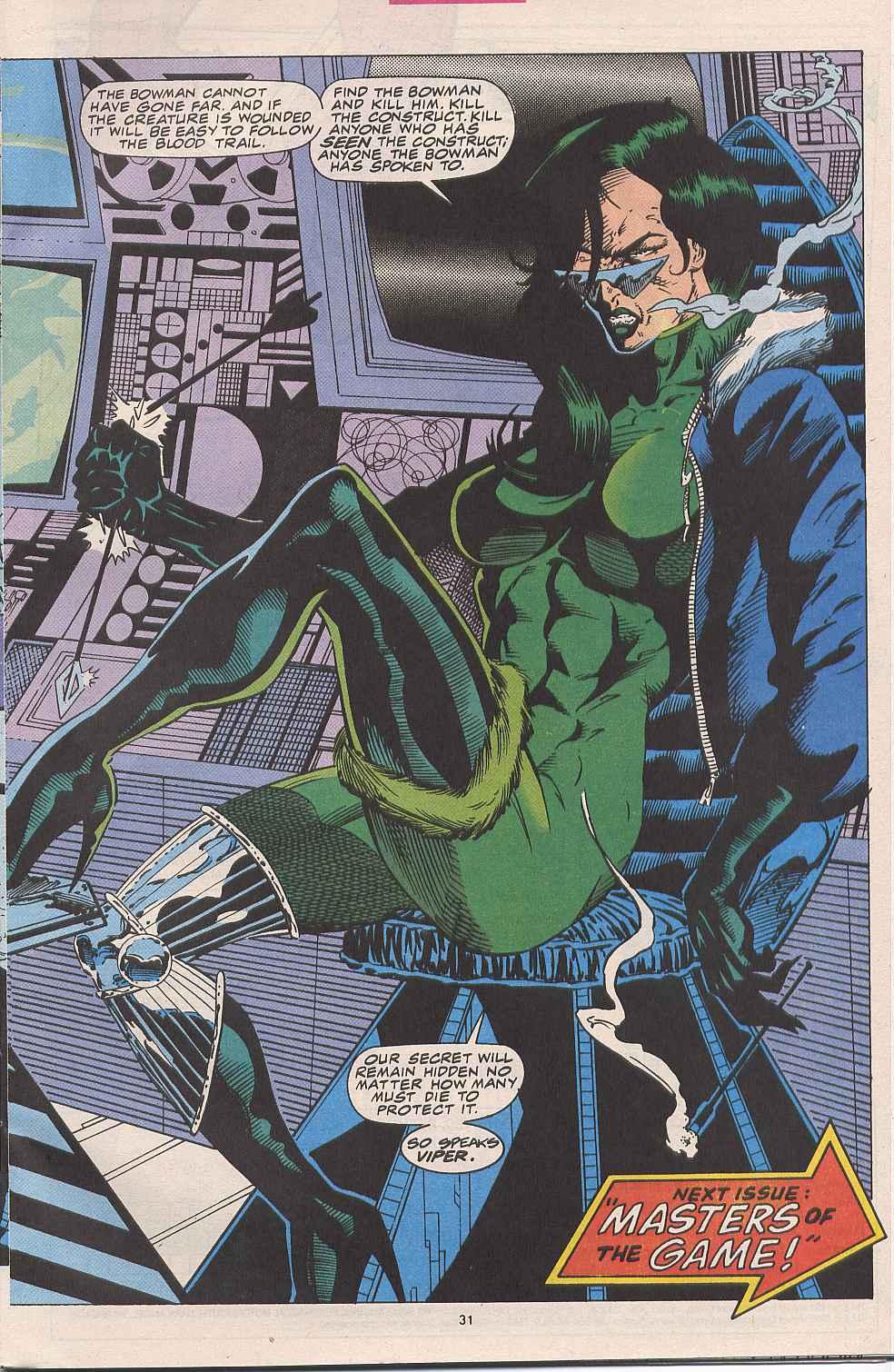 Hawkeye (1994) Issue #1 #1 - English 23