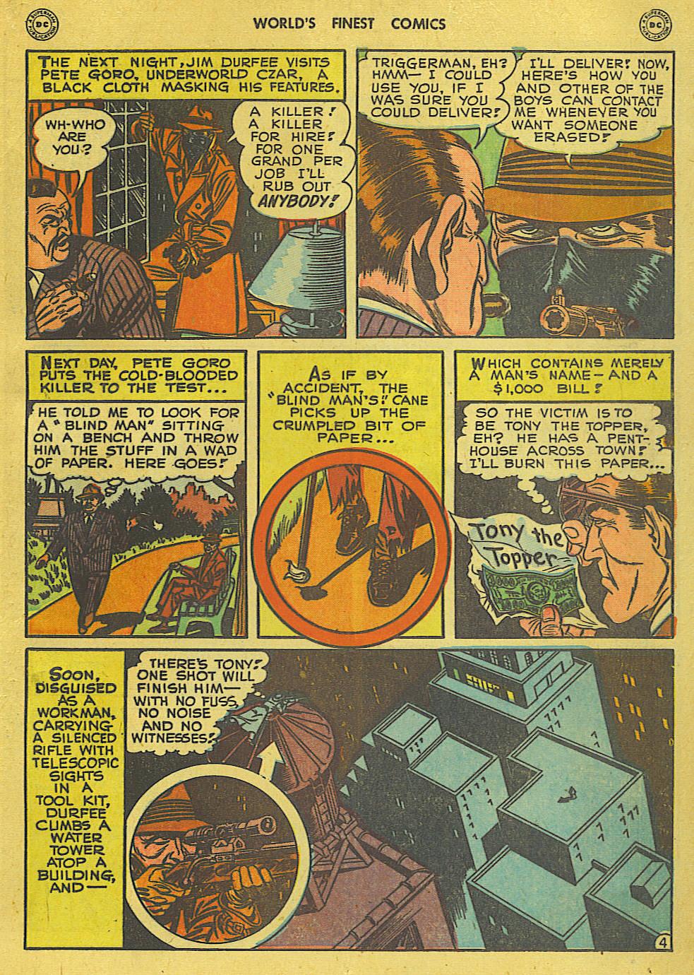 Read online World's Finest Comics comic -  Issue #34 - 65