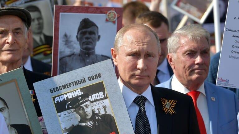 ترامب-جونسون-ماكرون-بوتين-يهنئ-حلفاء-حرب-عالمية-ثانية-ذكرى-دحر-نازية