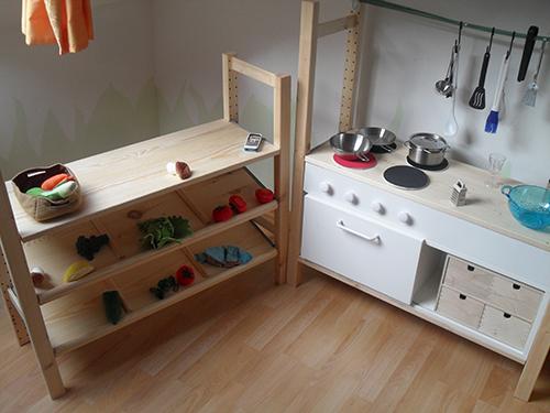 normal geht anders kaufladen selber bauen. Black Bedroom Furniture Sets. Home Design Ideas