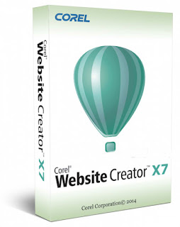 Download Gratis Corel Website Creator X7 13.50 Full Version