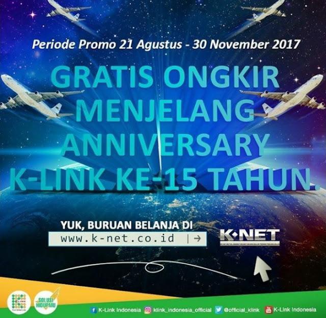 Anniversarry K-Link Indonesia ke-15 Tahun