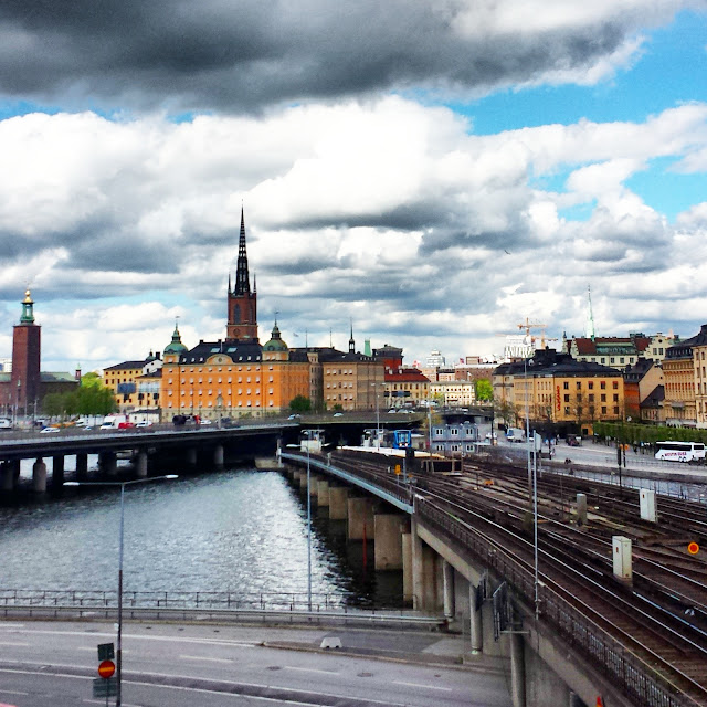 Stadshuset, Riddarholmen & Gamla Stan  |  My Swedish pregnancy: the first trimester on afeathery*nest  |  http://afeatherynest.com