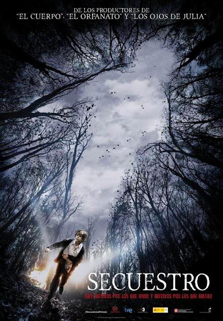 Cartel de la película Secuestro
