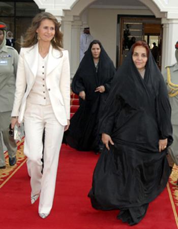 Freigeist-Forum-Tübingen: Asma al Assad - die Frau des ...