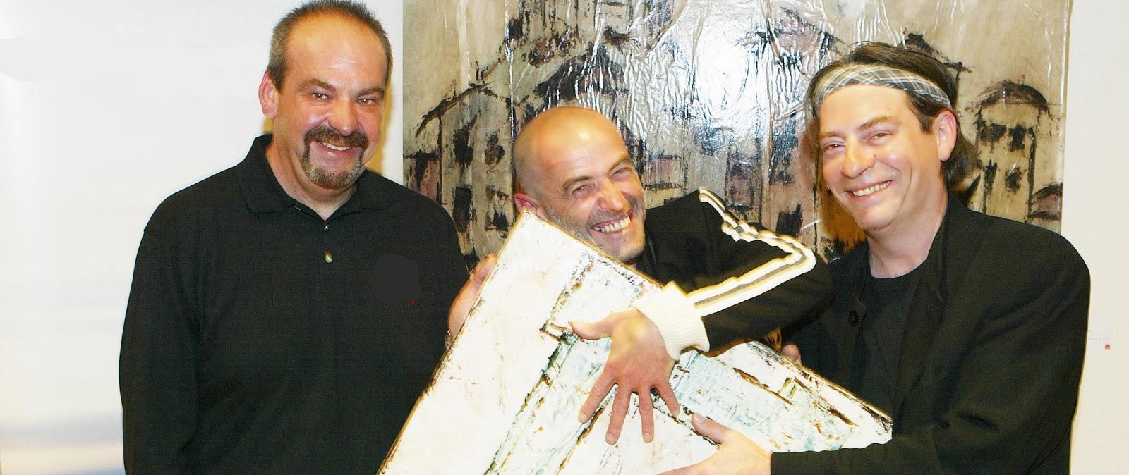 Ignaz Blazovich, Vernissage, Ausstellung, Galerie, Salzburg, Kunst, Eventkonzept