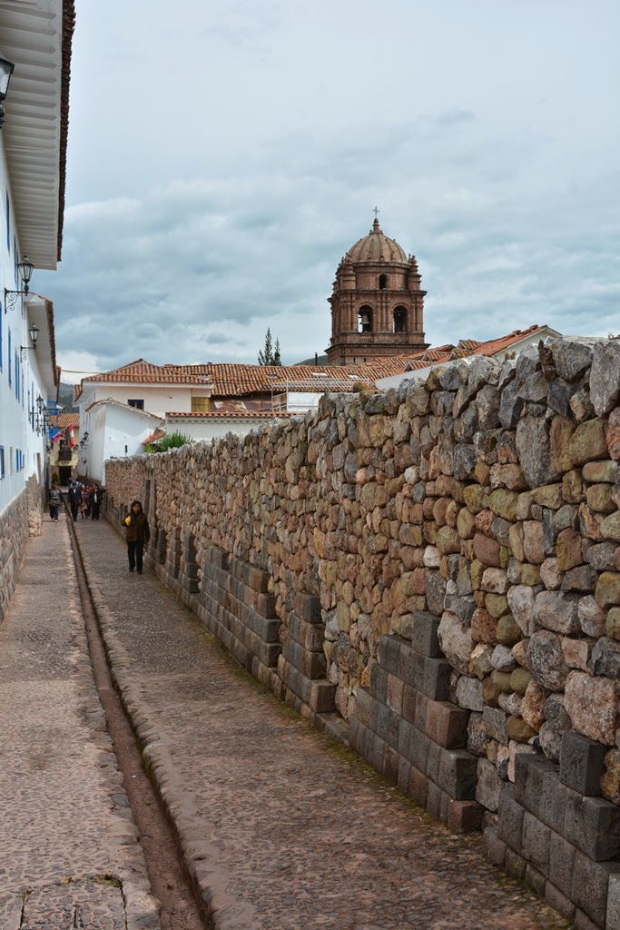 General Impressions of Cusco wall