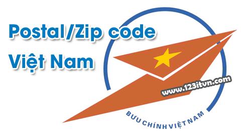 Danh sách mã bưu chính Việt Nam