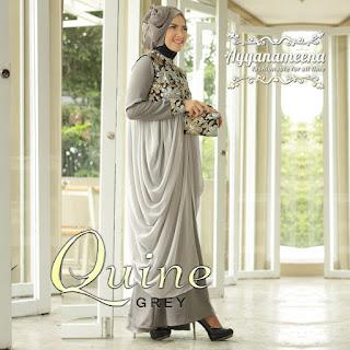 Ayyanameena Quine - Grey