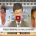 BREAKING NEWS: Billion peso accounts ni De Lima Nabuksan na: Pakinggang ang mga sagot ni SEC aguirre sa mga Media