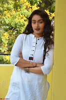 Kiran Chetwani in Denim and White Kurti  Exclusive 012.JPG