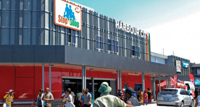 Stop n Shop opens new outlet in Konedobu , Port Moresby