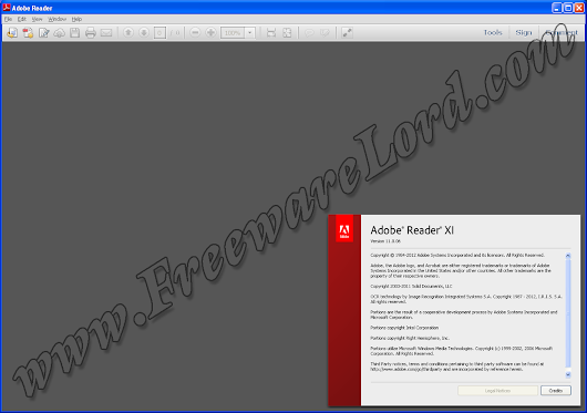 Lord of FreewaresLord of Freewares: Download Latest Adobe Reader XI 11.0.06 Standalone Offline Installer