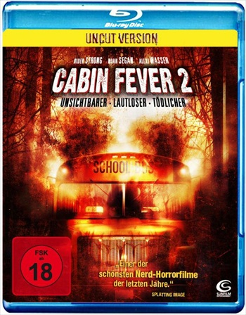 Cabin Fever 2 Spring Fever 2009 Unrated Dual Audio 480p BluRay 300MB