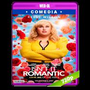¿No es romántico? (2019) WEB-DL 720p Audio Dual Latino-Ingles