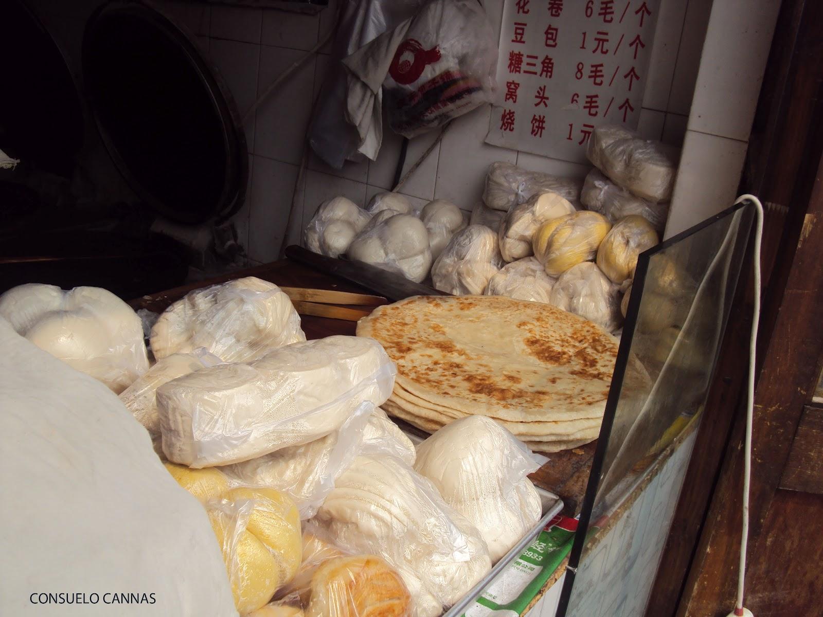 Benessere consuelo cannas la colazione cinese the for Colazione cinese