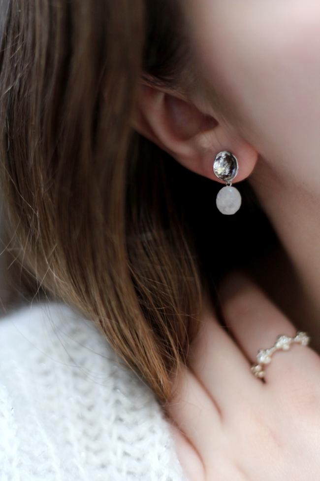 feabf05f9ea Üks lemmikutest oli kindlasti imekaunis Iti kaelakee pärliga, lisaks uhke  Sirikit kaelakee ja samuti herkimeriga kaunistatud Alana sõrmus.
