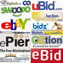 What Are Top Internet Auction Websites Best Online Marketing Solution