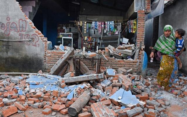Νέος σεισμός στην Ινδονησία 5,9 Ρίχτερ