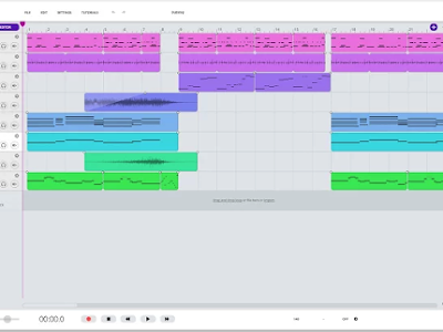 Here Is A Wonderful Music and Podcast Creation Tool for Teachers and Students