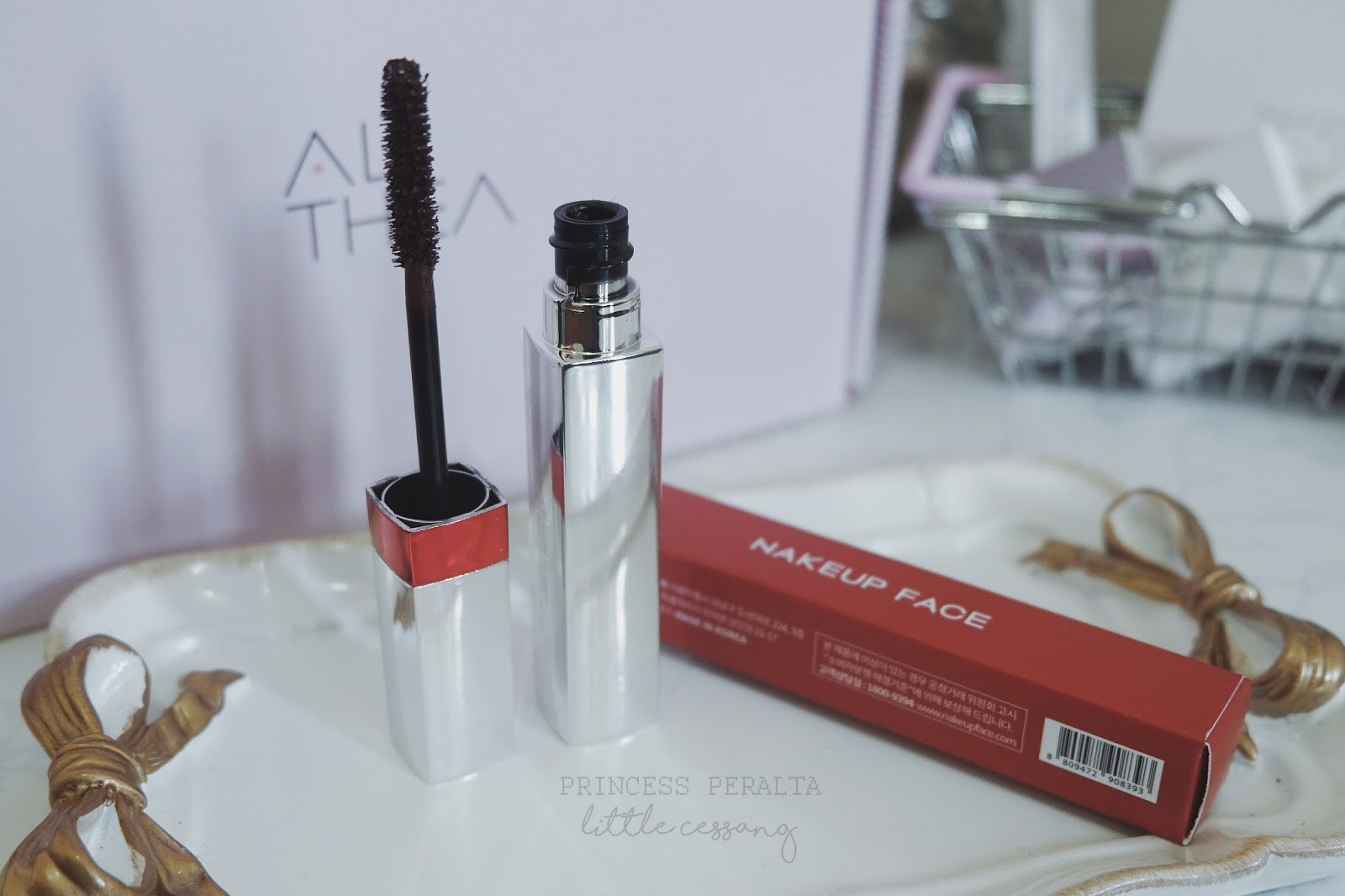 [ ALTHEA X NAKEUP FACE ] NAKEUP FACE MAKEUP SET & REVIEW
