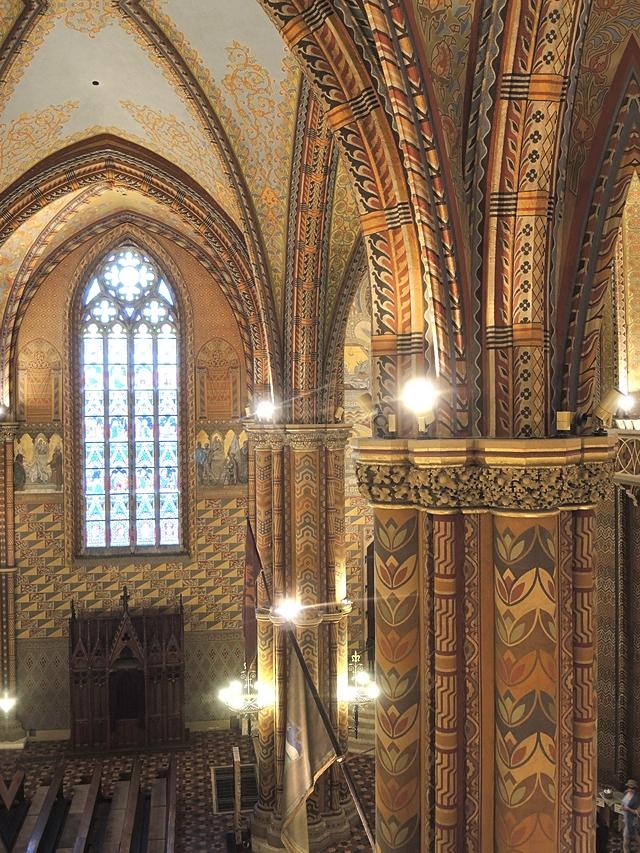 Boedapest: De Matthiaskerk