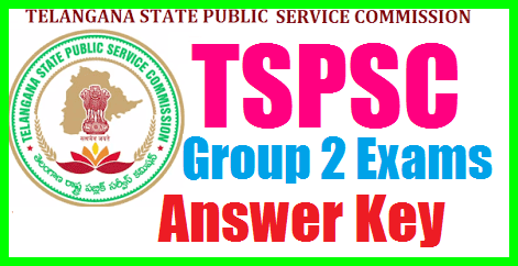 TSPSC Recruitments, TSPSC Results, Final Key, Revised Key, TSPSC Group 2, Group 2 Results.Answer key, Recruitment