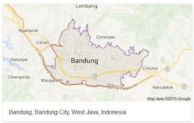 Kode Pos Daerah Bandung